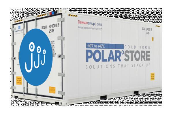 Polar°Store Vleeshangcontainer kopen