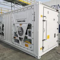 Polar°Store Shockvriescontainer huren