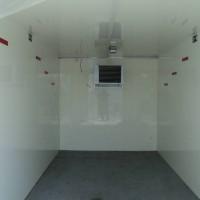 Conteneur frigorifique (réfrigération et congélation)